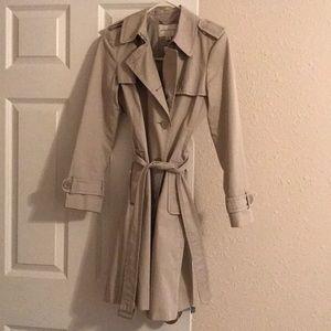 Banana Republic trench coat! Great condition!